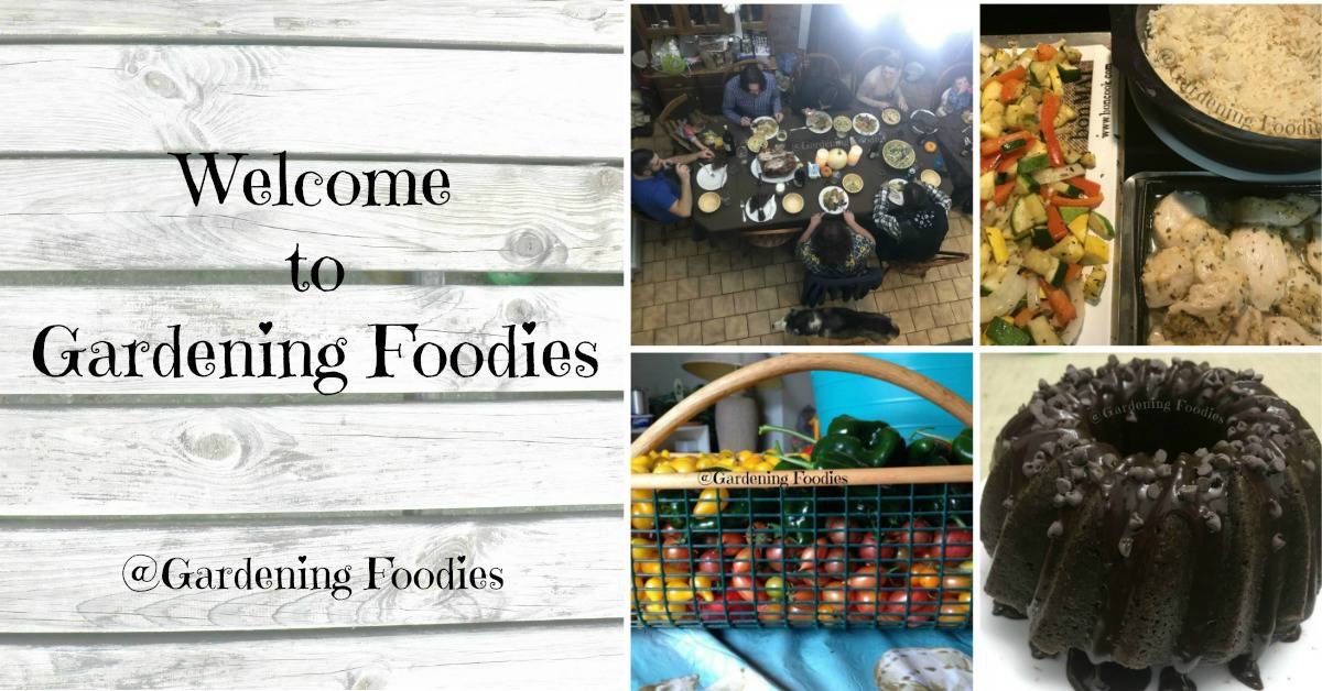 Welcome to Gardening Foodies