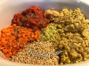 Homemade beef barley using real ingredients